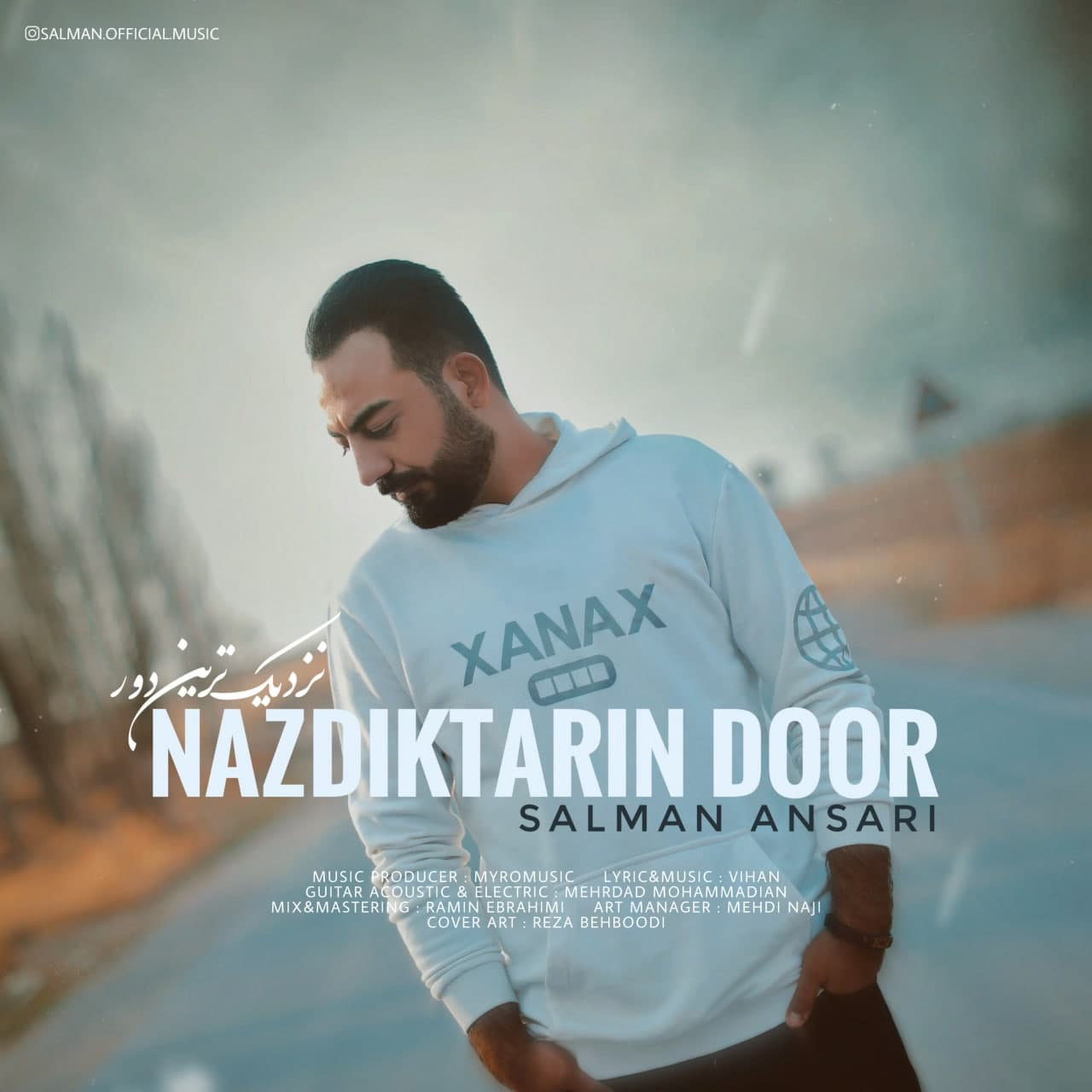 دانلود موزیک جدید سلمان انصاری نزدیکترین دور