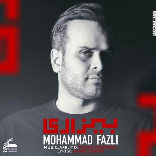 دانلود موزیک جدید محمد فضلی بیزاری